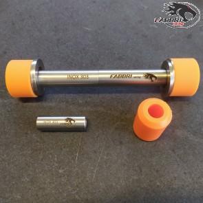 Kit silent block Piaggio arancione