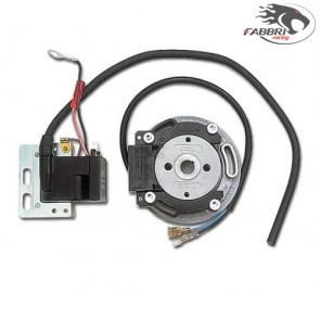 Accensione elettronica PVL cono 20mm, rotore interno, anticipo fisso, per motori raffreddati a liquido, Vespa Smallframe
