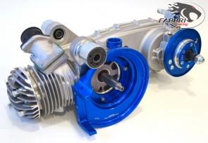 MOTORE SS250 parzialmente assemblato con blocco motore CasaCase